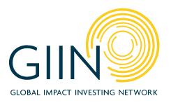 Global Impact Investing Network, Inc.
